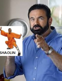 "How can I get Billy Mays to sell my ""Become a Shaolin Monk in your Spare Time"" idea for $19.95?"