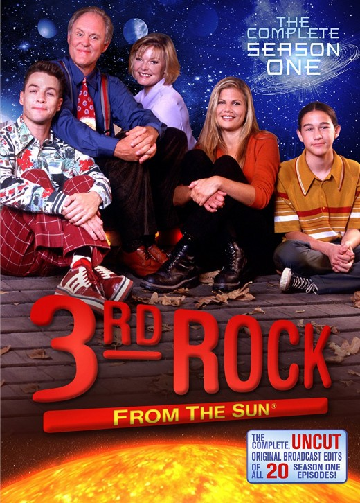 3rd Rock from the Sun is the property of Mill Creek Entertainment