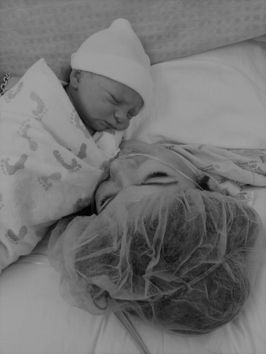 Youngest Daughter - Newborn