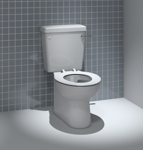 How to Fix or Change a Loose Toilet Seat