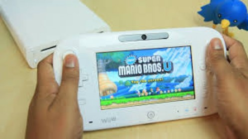 The WII U went on sale in 2011 and it used HD graphics.