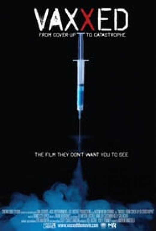 Vaxxed the Movie is showing in Dublin, Ireland on 05/05/2017.BE THERE