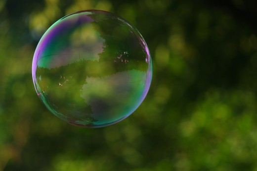 Belief Is Like a Soap Bubble Waiting to Be Crushed by Disbelief---while Pretense Is Waiting to Become Reality