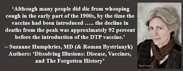 Dr Suzanne Humphries will be coming to Ireland with the Vaxxed Team late April/earl May.