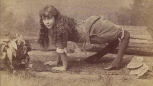 Camel Girl