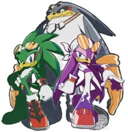 Jet (Speed), Wave (Fly), & Storm (Power)