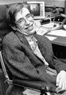 """The belief that heaven or an afterlife awaits us is a 'fairy story' for people afraid of death."" - Stephen Hawking"