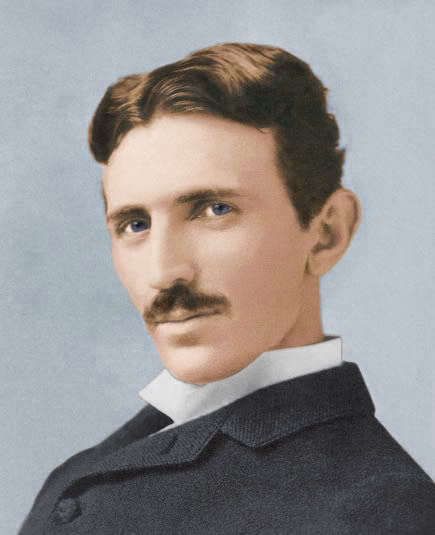 """If you want to find the secrets of the universe, think in terms of energy, frequency and vibration."" - Nikola Tesla"