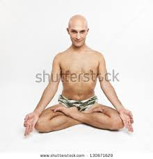 Lotus Pose of Padmasan Yoga Pose