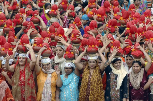 Cheti Chand Festival