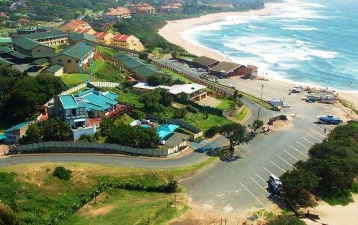 Shelly Beach, KwaZulu-Natal, South Africa