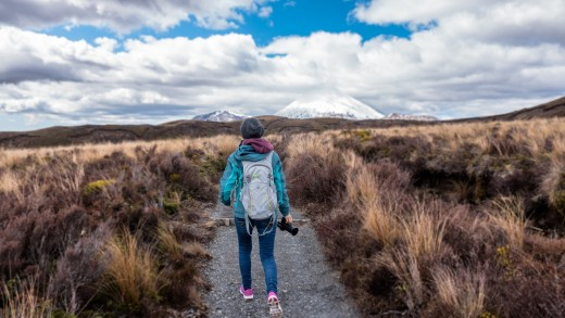 Hiking is known for its positive effects on physical and mental wellbeing