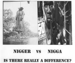 N-Word: Hate and brutality