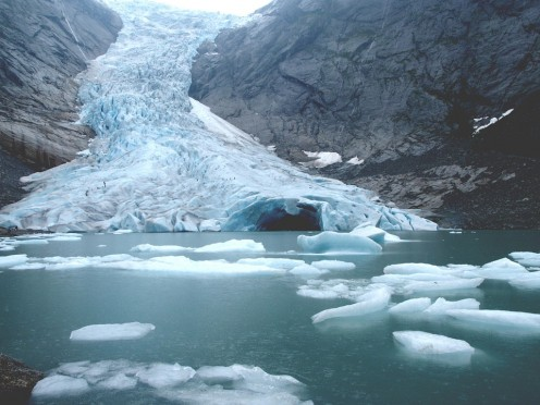 Briksdal Climate Change, Norway
