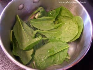 Spinach - green