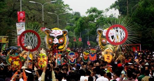 Pohela Boishakh, Hindus New Year in Bengali