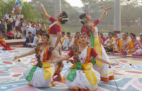 Pohela Boisakh, Hindu New year Celebration