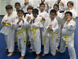 My Brothers' Sport: The Benefits of Martial Arts