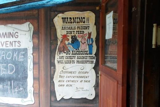Pistols Saloon, Ramsgate, KwaZulu-Natal