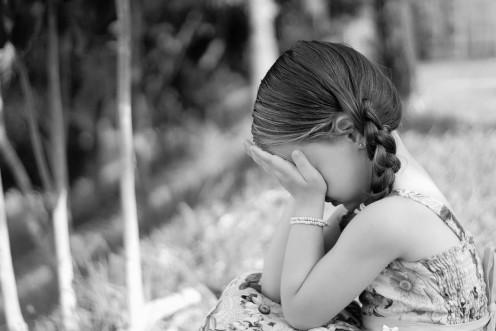 Sorrows unspoken.