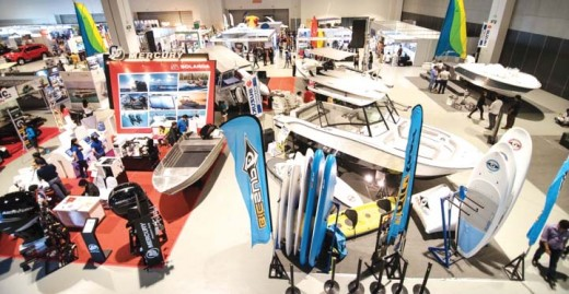 A nautical lifestyle expo held in the Philippines