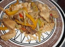 Minnesota Cooking: Chow Mein or Chop Suey - It's Still Stir Fry