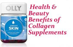 Health & Beauty Benefits of Collagen Supplements