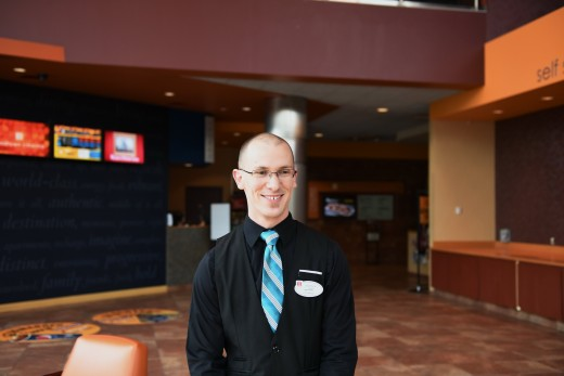 Tom Hester, General Manager Marcus Midtown Cinema in Omaha, Nebraska