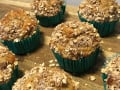 'Healthy' Apple and Cinnamon Muffins