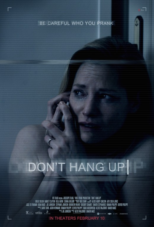 Don't Hang Up promotional poster