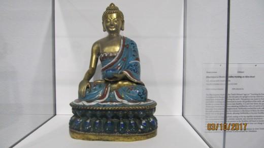 Chinese Buddhist sculpture - Springfield Art Museum - Springfield, MO