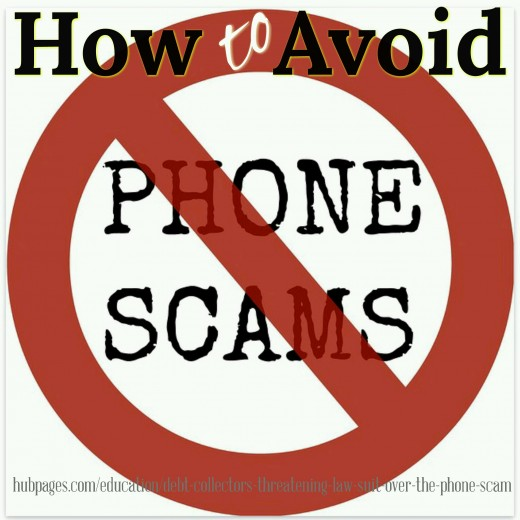 How to Avoid Phone Scams