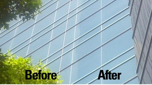Difference that Window Cleaning makes