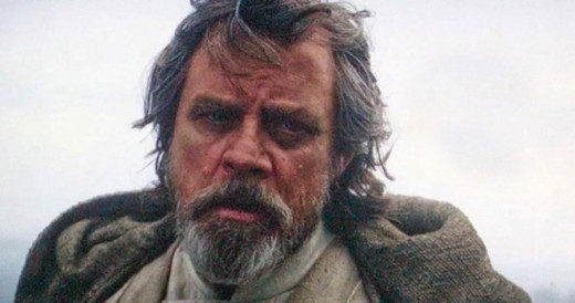 Dad of the year, Luke Skywalker. Is he her dad? If so why did he not look for his daughter?