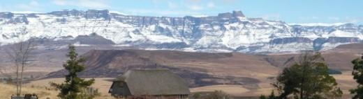 Drakensberge, South Africa