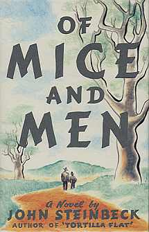 John Steinbeck   Of Mice and Men, 1937.