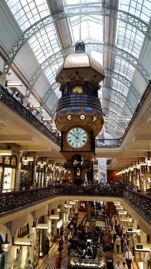 The Strand Arcade, Sydney - Nov 9, 2016 :-I