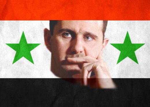 Syrian President:  Bashar Assad