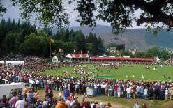 How To Understand Highland Game Events and Learn to Compete