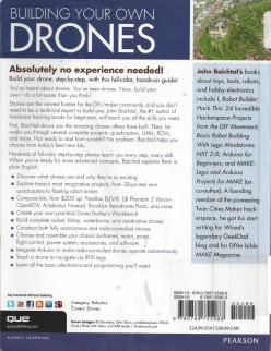 Book Review: 'Building Your Own Drones'