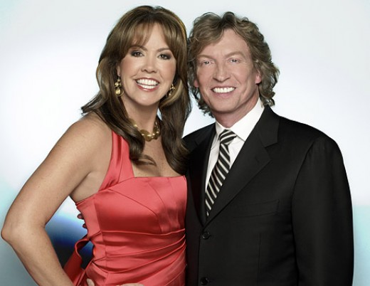 Main judges: Mary Murphy and Nigel Lythgoe