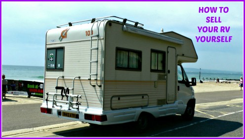 Cut out the middleman and keep the extra money in your own pocket when you sell your RV by yourself.