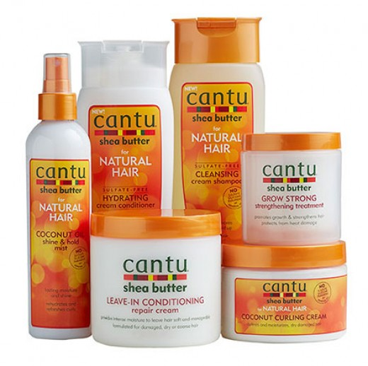 Cantu Shea Butter collection