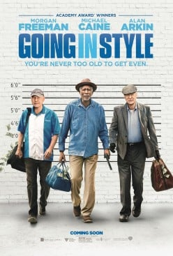 """""""Going in Style"""": Movie Review"""