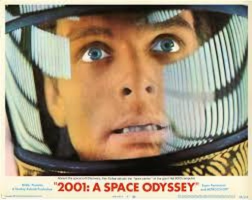 """2001""""A Space Odessey had amazing special effects for its time and it even won an Academy Award for visual effects."""