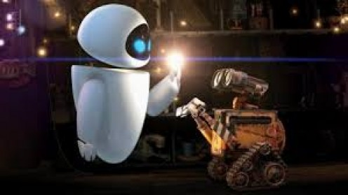 WALL-E is a comedy science fiction animated movie that was directed by Andrew Stanton in 2008.