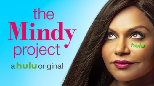 The Mindy Project featuring Mindy Lahiri.