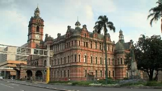 Pietermaritzburg Town Hall, KwaZulu-Natal, South Africa
