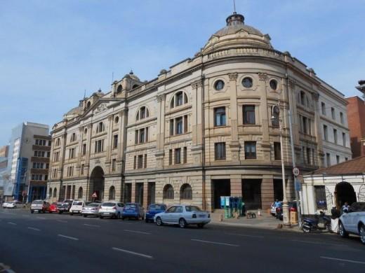 Post Office, Pietermaritzburg