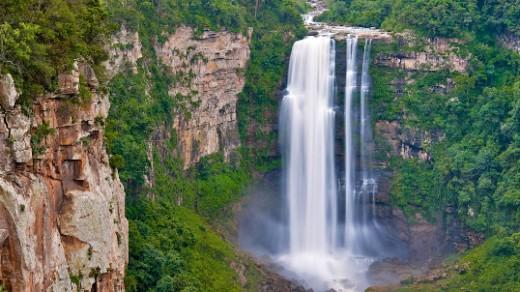 Karkloof Falls, Pietermaritzburg